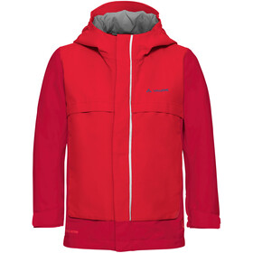 VAUDE Racoon V Jacket Barn indian red